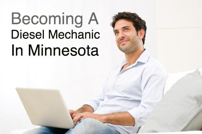 diesel mechanic schools in minnesota