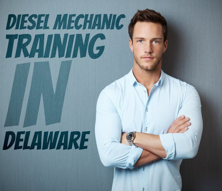 diesel mechanic student in delaware