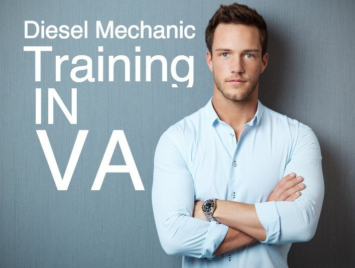 virginia diesel  mechanic training
