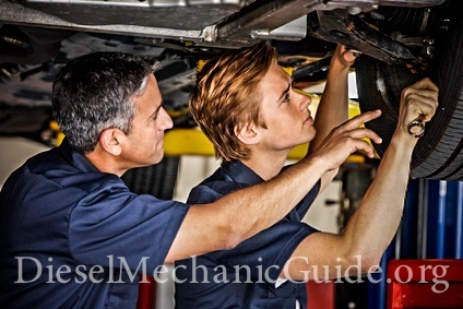 diesel mechanic apprenticeship