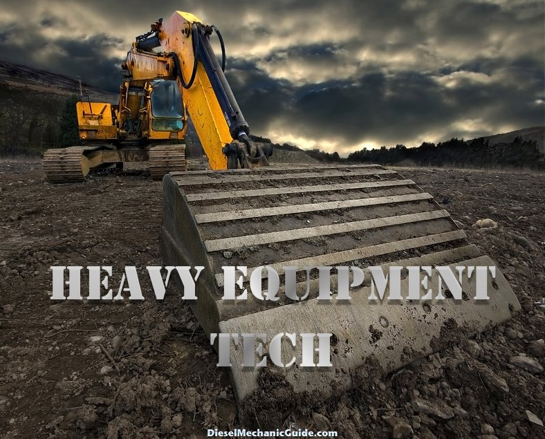 heavy equipment tech